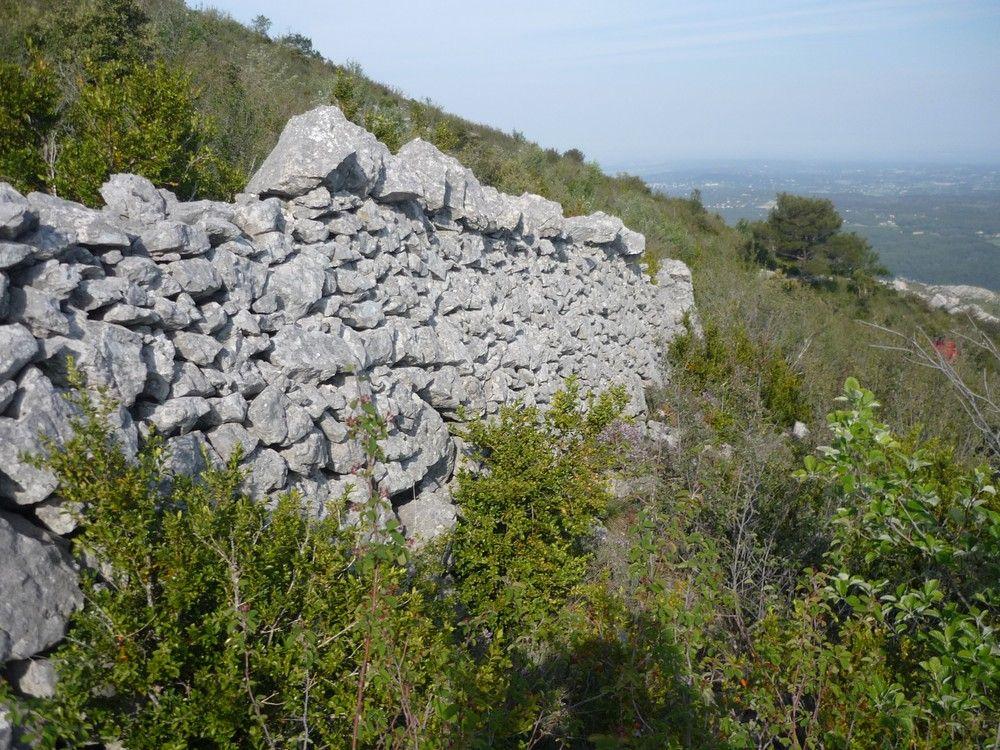 Le pr des moines et le mur d 39 enceinte nord association for Cote et jardin ile aux moines